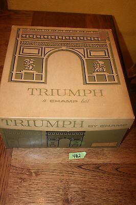 Champ Hats - Triumph By Champ Hat Box (No Hat)