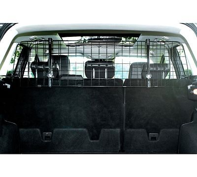 Car Boot Universal Headrest Wire Mesh Dog Pet Guard Guard Fits 4x4 and All Cars