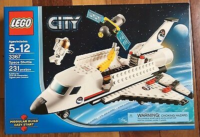 Lego City Space Shuttle (3367) *New & Factory Sealed*