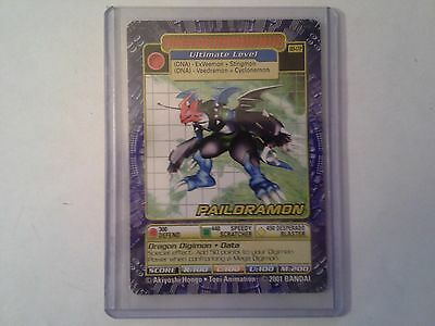 Digimon Card Paildramon BO-172 NM