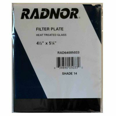 Welding lens filter plate #14 for welding helmet or Solar Eclipse Viewing