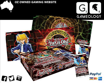 Yu-Gi-Oh! TCG Legendary Collection 4: Joey's world Box