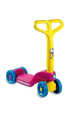 Hello kitty 4 Wheel Scooter FREE P&P