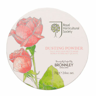 "Bronnley Körperpuder ""Rose"" 75g"