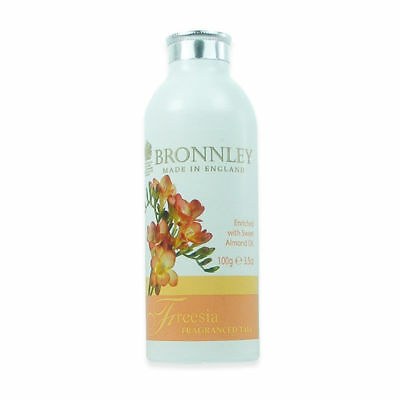 "Bronnley Talkumpuder ""Freesia"" 100g"