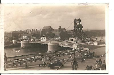 Superb Rare Early Vintage,postcard,bridge,great Yarmouth,norfolk,rp,1930