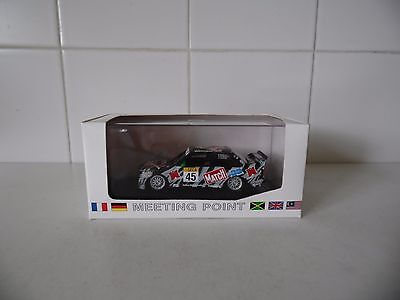 Minichamps  - Bmw M3 - Kager Modelcar Club 2000 -  1/43 Scale Model