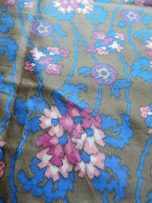 UNUSED vintage cotton fabric from Liberty.  95cms wide by 1.20m long