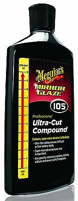 Meguiars M105 Ultra-Cut Compound Brand New Sealed from a Master Stockist