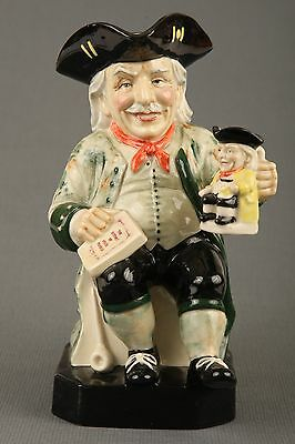Vic Schuler Millenium Toby Jug signed by Vic