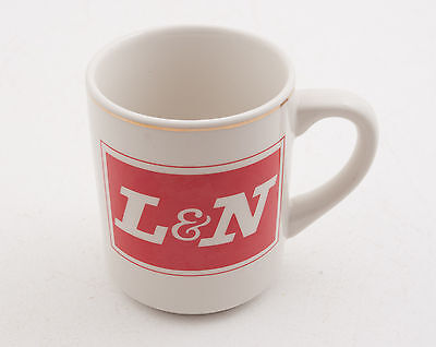 L&N Louisville and Nashville Railroad Train Coffee Cup Mug (D5R-34)