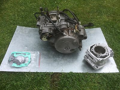 Aprilia Rs125 Rotax 122 Complete Engine Rs 125 2 Stroke