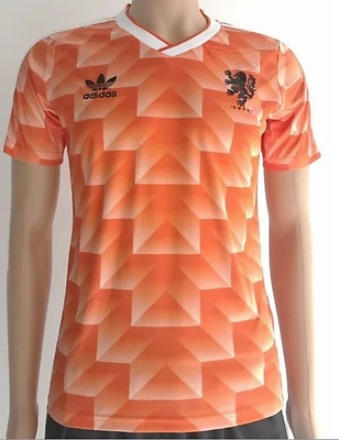 1988 Holland Retro Football shirt - Large