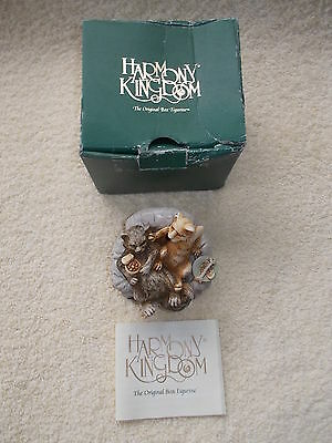 Harmony Kingdom 'Disorderly Eating' (TJCICA) Figurine - Limited Edition 484/1000