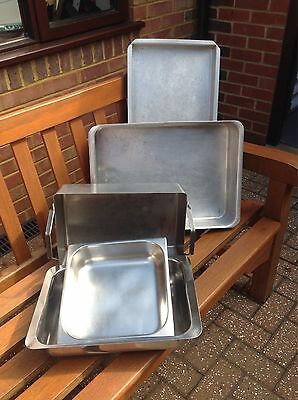Quality Used Catering Trays, Cooking Pan