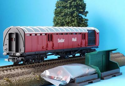 NEW HORNBY OPERATING SODOR MAIL COACH KIT COMPLETE ex PERCY SET THOMAS & FRIENDS