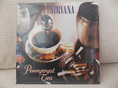 Nirvana Pennyroyal Tea - Rare Limited Edition - Record Store Day 2014 - MINT