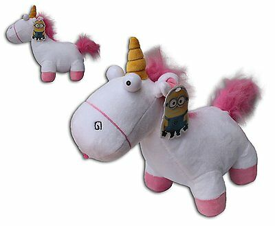 Licorne 30 Cm Peluche Les Minions, Moi, Moche Et Mechant. Qualité Supersoft New
