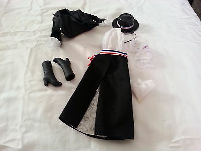 Barbie Outfit Silkstone 7Pc Chilean  Outfit