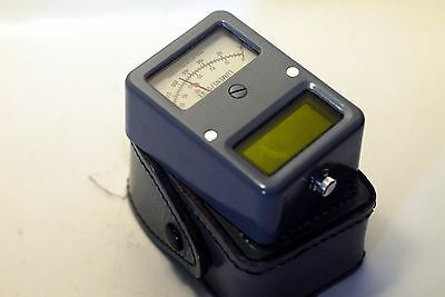 Sangamo Weston Trade Union Lux / Light Meter - Measures lumens per square foot