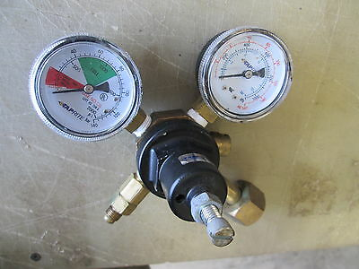 Used Taprite CO2 Gas Series 3740 Regulator 366M for CO2 Beer Sodas FREE SHIPPING