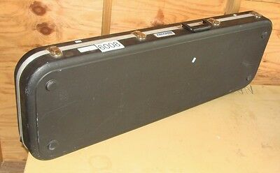 Bass Guitar Hardshell Case Fits Ibanez Fender Jackson and More