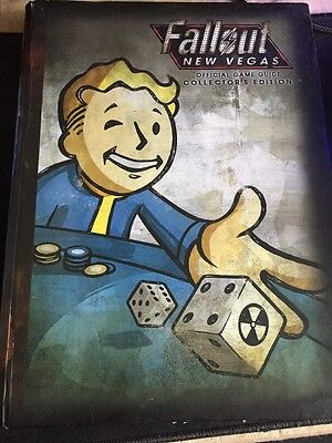 fallout new vegas Official Game Guide Collectors Edition