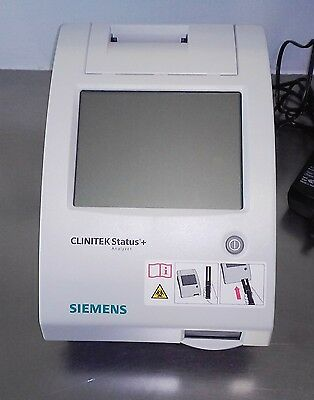 SIEMENS Clinitek Status Plus Analyzer Urine Dipstick - NEW