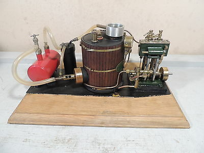 Vintage John Maxwell Hemmens Caton twin plant a very early caton  rare item