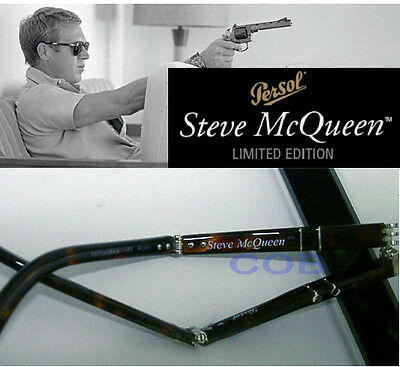 ASTE DI RICAMBIO Persol REPLACEMENT ARMS Temples   Steve MCQUEEN 714SM 24