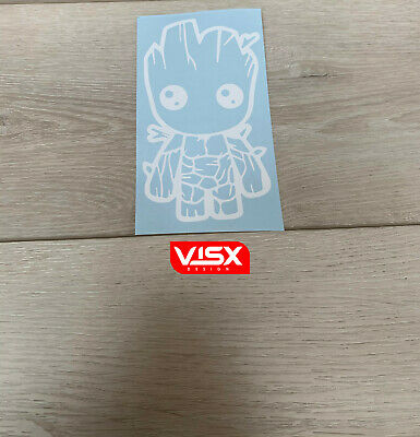 Guardians of the Galaxy 2 Groot Vinyl Decal Sticker Car Window Wall cute