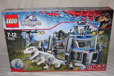 EMPTY BOX ONLY for LEGO 75919 Jurassic World NO LEGO INCLUDED