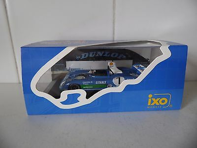 Ixo  Models - Matra 670B  - Winner Le Mans 1974 - 1/43 Scale - Lm1974