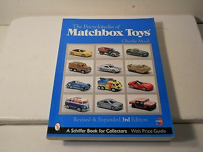 The Encyclopedia Of Matchbox Toys Charlie Mack 3Rd Edition