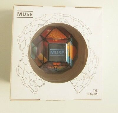 Muse Resistance The Hexagon Puzzle Game New Limited Ed Numbered