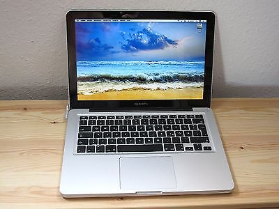 "Apple MacBook Pro 13"" 2,5 GHZ i5 aus 2013 mit 512 GB SSD"