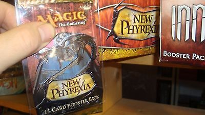 New Phyrexia x1 Booster x1 MTG New unopened MTG Magic the Gathering