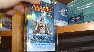 Coldsnap x1 New Unopened Booster Pack Magic The Gathering!
