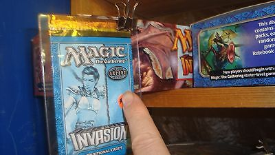 Invasion Booster x1 New Unopened Magic the Gathering MTG