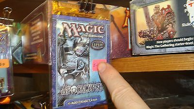 Apocalypse Booster x1 New Unopened Magic the Gathering MTG