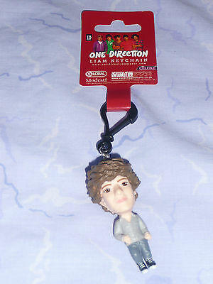 New With Tag - One Diection Liam Keychain - 1D Celebz Vivid