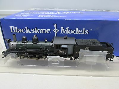 Hon3 Scale~Blackstone~Rio Grande Western K-27 Class 2-8-2 Locomotive~Sound-Dcc