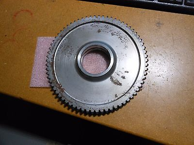 B&b Manufacturing Gear Spur Part # 12462850 Nsn: 3020-01-468-8878