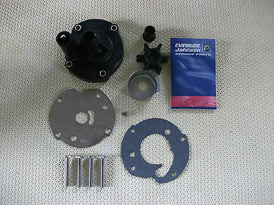 New Johnson And Evinrude Outboard Water Pump Kit. Suits 6Hp. 1968-1979 Models