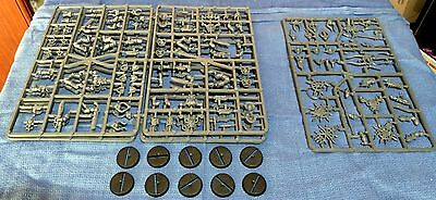 Warhammer 40000 Chaos Space Marines on sprue