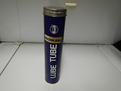 Gulf Oil Lube Tube NOS Vintage Collectible