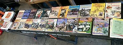 The Antique Motorcycle Magazine Collection Vintage AMCA 74 Issues Vol 30-52