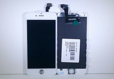 iPhone 6 White LCD Replacement Screen White W/FREE Shipping from USA