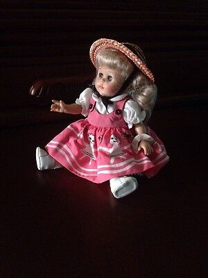 """Vogue Ginny 8"""" Doll with 10pc Outfit """"Logo Ginny"""" #9GC04 Members Club Exclusive"""