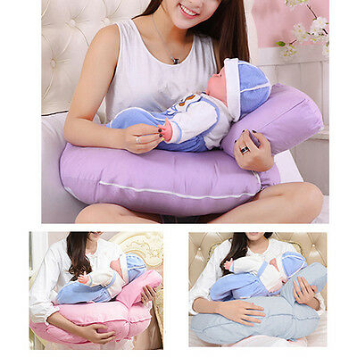 Chic Baby Feeding Pillow Indoor Bed Body Support Newborn Dining Seat Sit Cushion